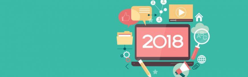5 social media trends of 2018