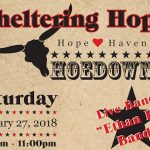 Hope Haven's Annual Hoedown for the Homeless