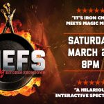 Ladies Don't Miss CHEFS: The Sizzling Kitchen Showdown!