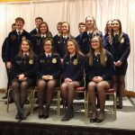 DeKalb County Youth Attending Illinois Farm Bureau Youth Conference