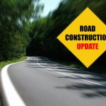 Barber Greene Road Closure Announcement