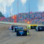 Drivers take to the track for the Summer Nationals journey