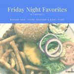 Join Us at Faranda's for our Friday Night Favorites!