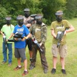 Open Paintball at Walcamp