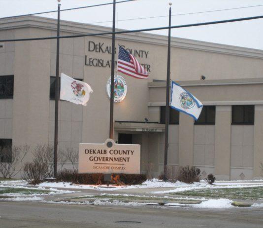 DeKalb County Legislative Center