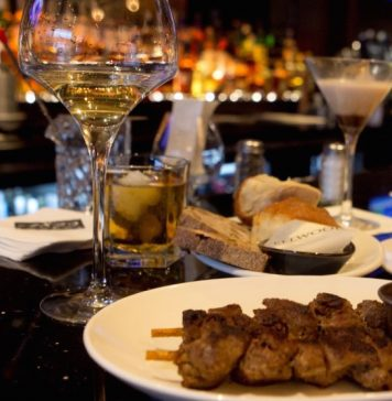 ellwood steak house, rum day, dekalb, il