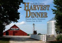 Harvest Dinner 2018