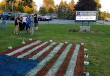 GKMS 9/11 Flag