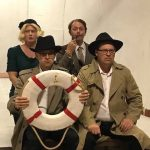 Stagecoach Players Presents The 39 Steps