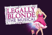 paramount theater, dekalb, events, theatre, show, legally blonde, musical, aurora