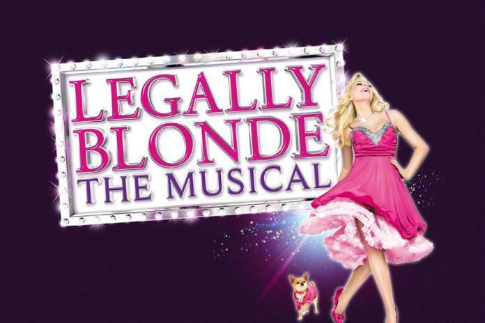 paramount theater, dekalb, events, theatre, show, legally blonde, musical, aurora