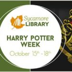 Harry Potter Week at Sycamore Library