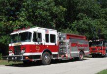 Sycamore Fire Truck