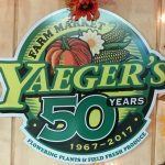 Yaeger's Fall Farm Stand