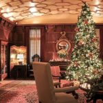 Ellwood Mansion Holiday Tours Underway