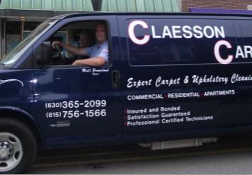 Claesson Carpet Cleaning