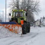 Message From City of Sandwich on Snow Plows