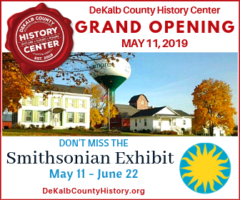 DeKalb County History Center Grand Opening