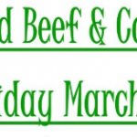 Sycamore Vets Corned Beef & Cabbage Dinner Friday