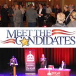Meet DeKalb Candidates at Egpytian Theatre Tonight