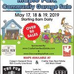 Castle View Presents Maple Park Community Garage Sale