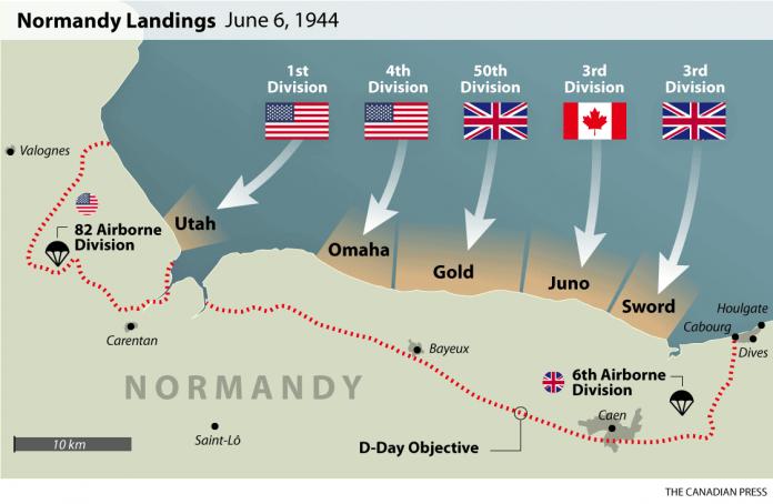 75th Anniversary of D-Day   DeKalb County Online  75th Anniversar...