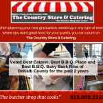 The Country Store & Catering: The Butcher Shop That Cooks