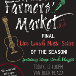 DeKalb Farmers' Market Live Lunch Music Series