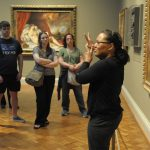 Learning Art Through Sign Language