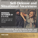 Self-Defense & Situational Awareness Class for Women