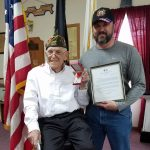 DeKalb County Veteran Get French Legion of Honor