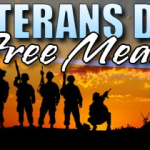 Local Restaurants Honor Veteran's Day