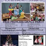 Time to Register for Our Princess Dance Parties in December!