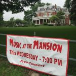 Music at the Mansion Returns in 2020