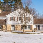 NIU President's Home Sold