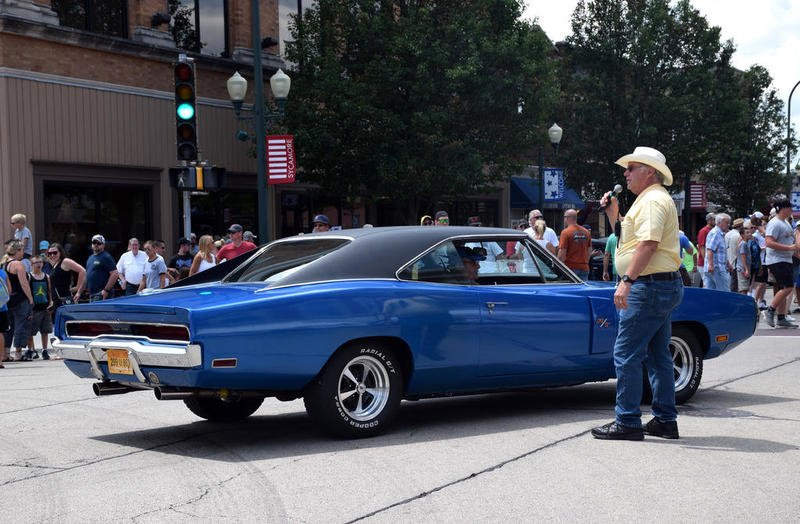 Event Notice: Sycamore Car Show Canceled for 2020