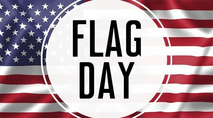 Saluting Flag Day - The American Flag - June 14