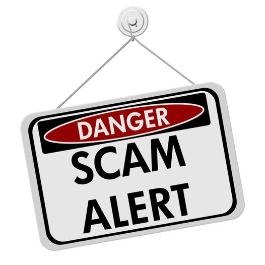 Letter to the Editor: Local Scams