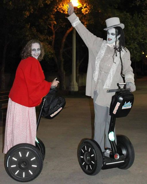 Chicago Haunted Segway Tour Available For Halloween