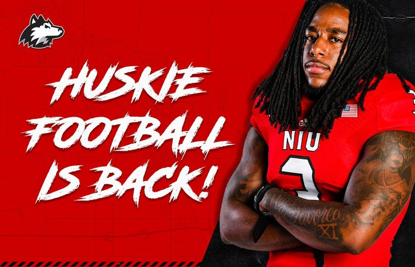 College Football Is Back at NIU