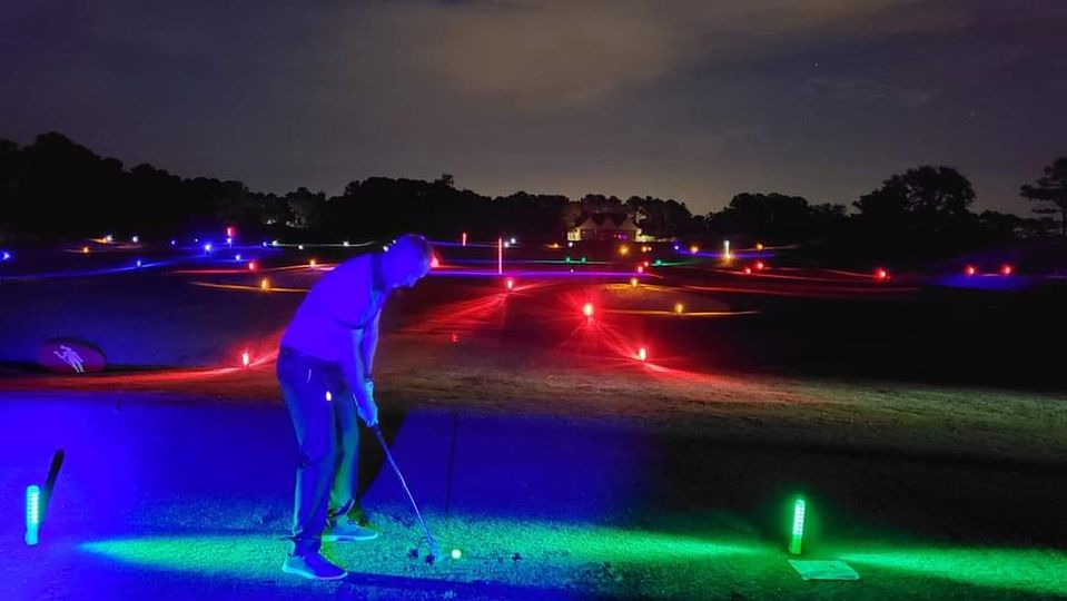 DeKalb Park District Offers Night Golf