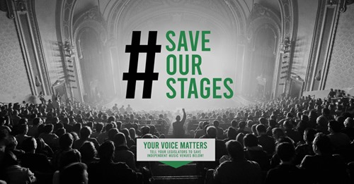 Event Update: Save our Theaters and Stages