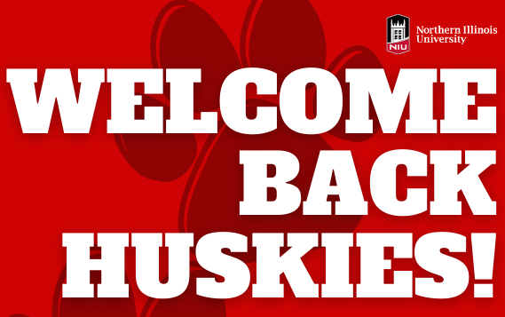 NIU and DeKalb Welcomes Back College Students