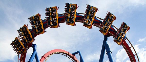Six Flags May Remain Closed Until 2021-'Fright and Holiday Fest'