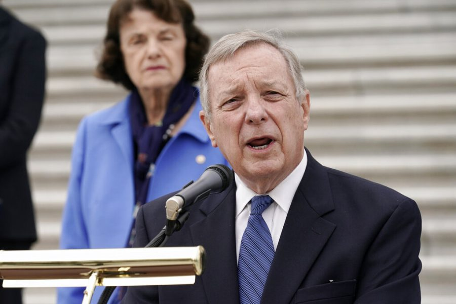 Durbin wins reelection