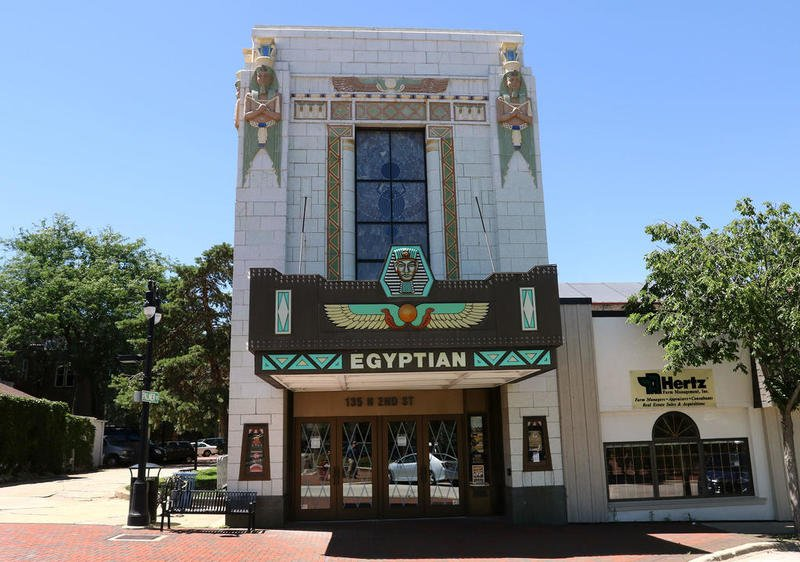 Egyptian Theatre to host holiday film series