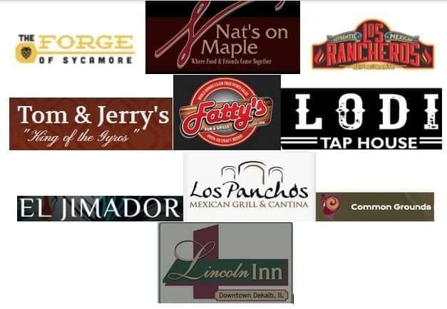 Enjoy The Warm Weather and Support our County Restaurants
