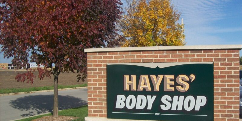 Hayes' Body Shop