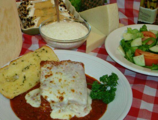 Italian Dreams – Pizza and Pasta