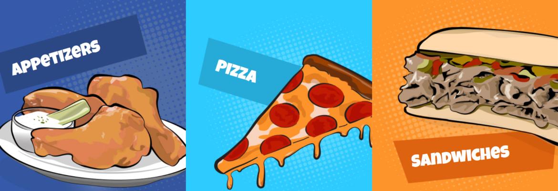 JB's World Famous Pizza